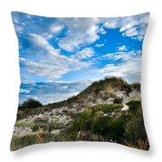 Horseneck Beach Ma. 2 Throw Pillow