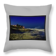 Hospital Reef 2 Throw Pillow