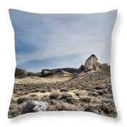 hot springs day-2367-2-R2. Throw Pillow