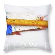 Hot Tuna Throw Pillow
