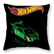 Hot Wheels Mastretta Mxr Throw Pillow