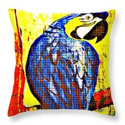 Hotel Art Throw Pillow