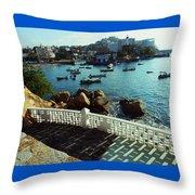 Hotel Boca Chica 3 Throw Pillow