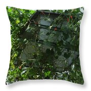 Hotel California Throw Pillow by David Sutter
