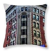 Hotel Lafayette Series 0003 Throw Pillow