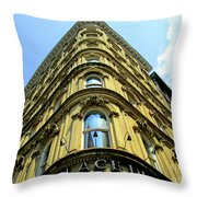 Hotel Place D'armes 2 Throw Pillow