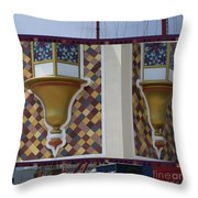 Hotel Taj Palace Atalantic City Wall Decorations Photography By Navinjoshi At Fineartamerica.com   Throw Pillow
