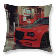 Hotred 300c Throw Pillow