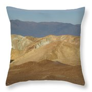 hottest place in America Throw Pillow