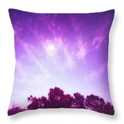 Hour For Magic Throw Pillow