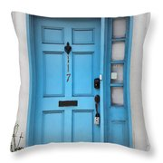 House Of Blues Throw Pillow