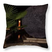 House Of Commons Throw Pillow