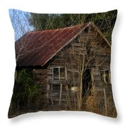 House Of Hay Throw Pillow