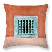 House Of Zuni Throw Pillow