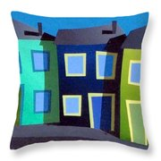 House Party 18 Throw Pillow