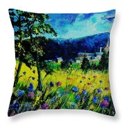 Houyet 68 Throw Pillow