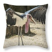 How About A Hug? Throw Pillow