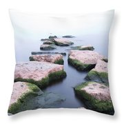 How Far Would You Go - Photographers Collection Throw Pillow