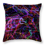 How Hearts Are Made Throw Pillow
