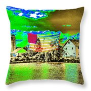 How I See It Throw Pillow
