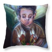 How Many Candles Is That? Throw Pillow
