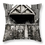 How Times Have Changed Throw Pillow