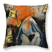 how Throw Pillow