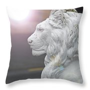 How You Looked In The Morning Throw Pillow