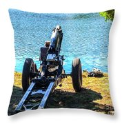 Howizer Throw Pillow