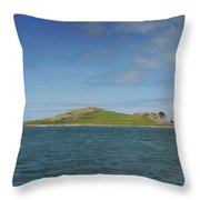 Howth1 Throw Pillow