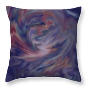 Hubble One Throw Pillow