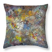 Hubble Vision Throw Pillow