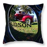 Hudson Reflections Throw Pillow