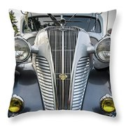 Hudson Teraplane Throw Pillow
