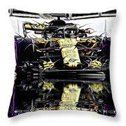Huelkenberg Inside Throw Pillow