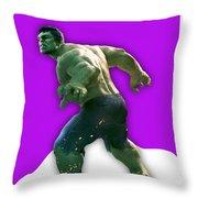 Hulk Collection Throw Pillow