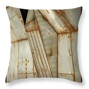 Hull Detail Throw Pillow