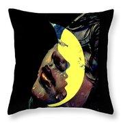 Human Desires Throw Pillow
