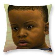 Human-nature #41 Throw Pillow