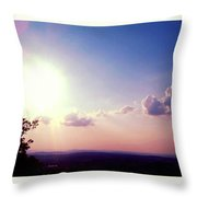 Humble Beauty Throw Pillow