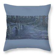 Humble Creek  Throw Pillow