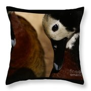 Humble In Spirit Throw Pillow