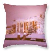 Hunter Museum Glow Throw Pillow