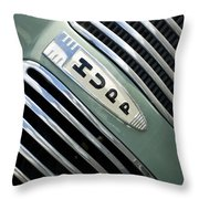 Hupp Grill Throw Pillow