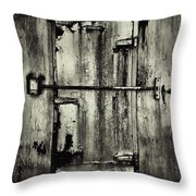 Hurt Locker Throw Pillow