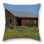 Hwy 2-3270 Throw Pillow