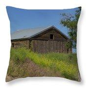 Hwy 2-3279 Throw Pillow