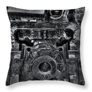 Hyatt Bearings Throw Pillow