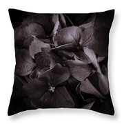 Hydra Head Throw Pillow