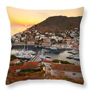 hydra 'LIX Throw Pillow